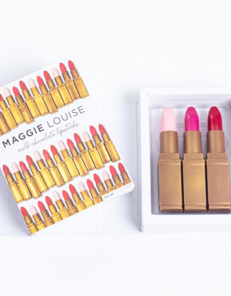 Maggie Louise Lip Stick Trio