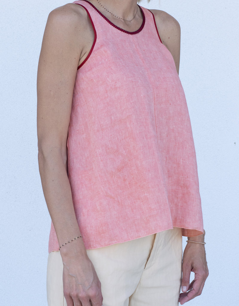 Forte Forte Linen Top - 2 Colors available