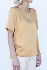 Forte Forte Satin T shirt