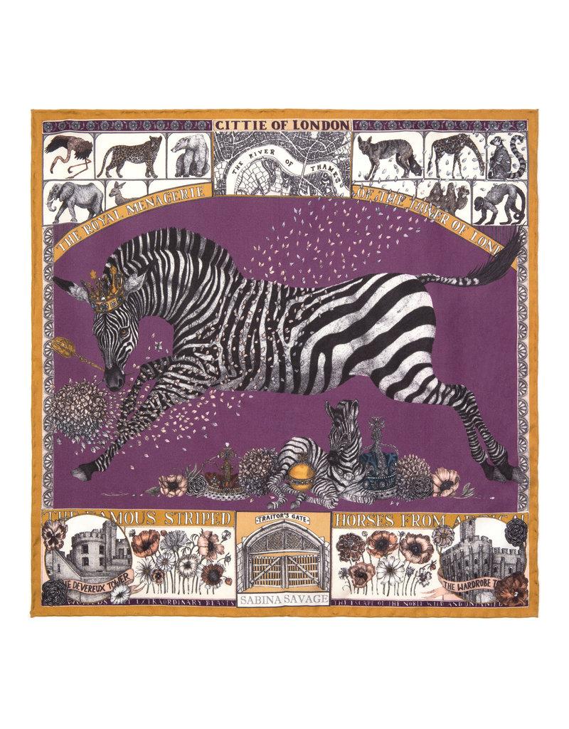 Sabina Savage 135 x 135 Large Zebra- 2 colors available
