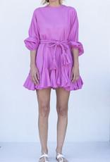 Rhode Resort Ella Dress Pink