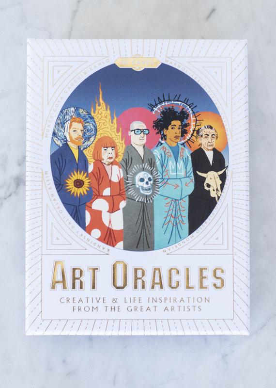 Hachette Art Oracles