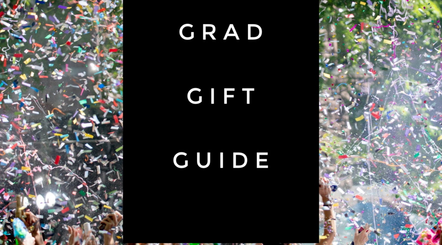 Grad Gift Guide part I