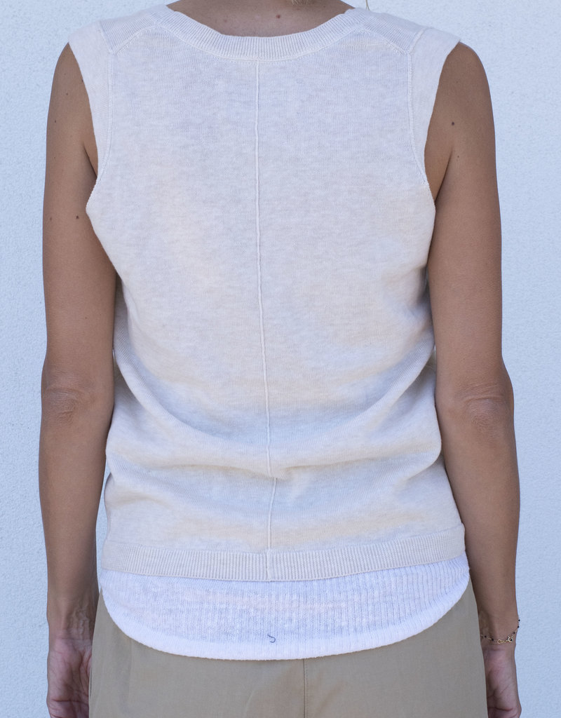 Brochu Walker Loreen Layered Tank