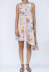 Tibi Arya Print Dress