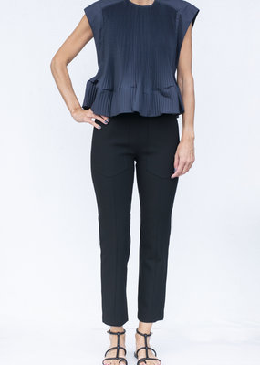 Tibi Anson High Waisted Pant