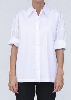Tibi Oversized Shirt