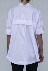 Tibi Oversized Shirt