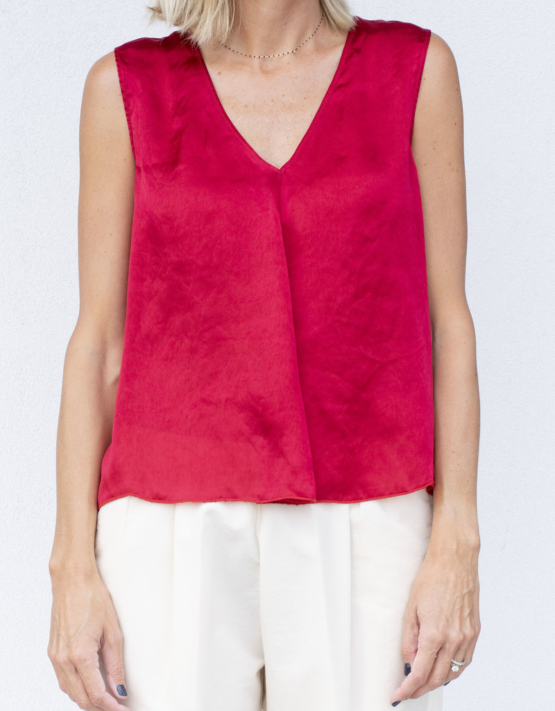 Forte Forte Moire Satin Top- 3 colors