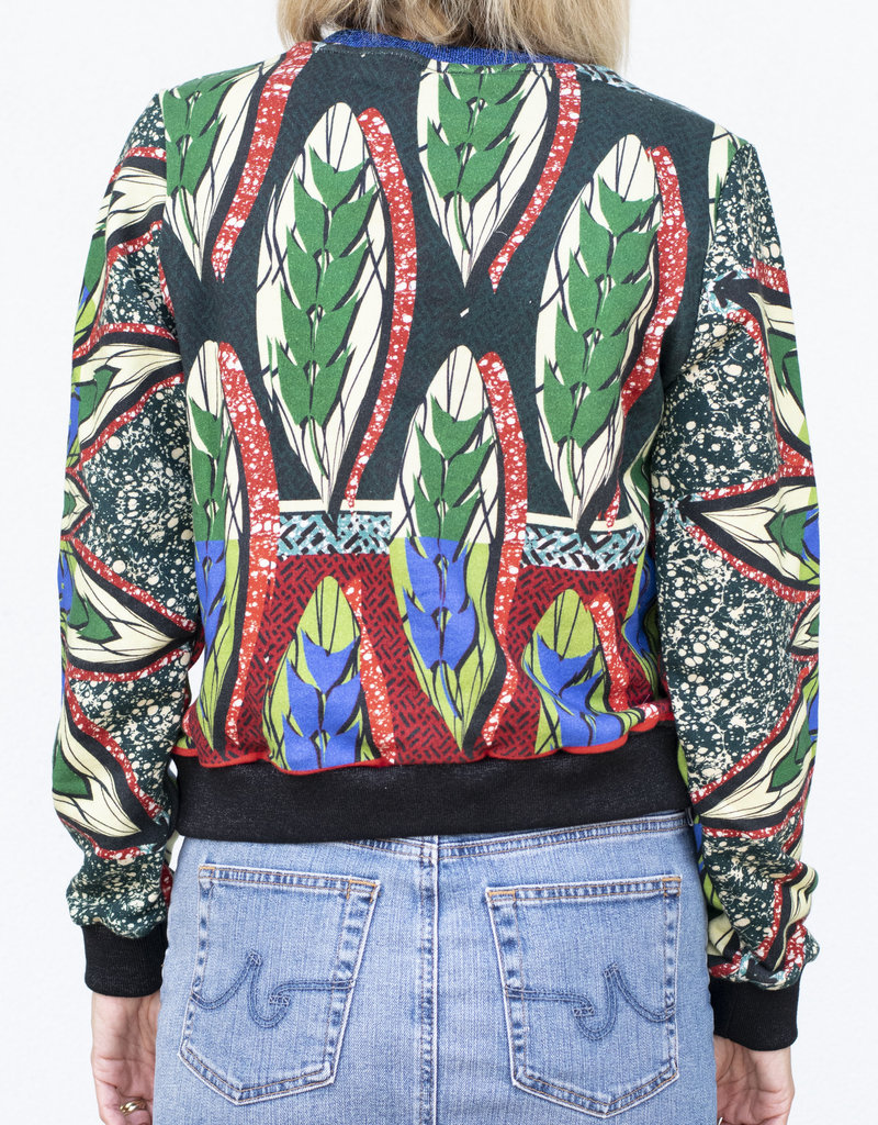 ugly girl Ocean of Memories Sweatshirt