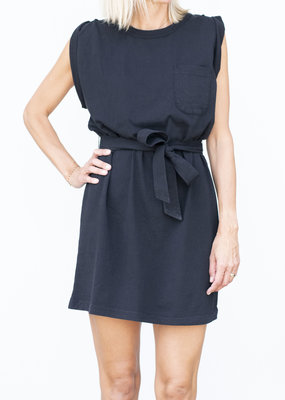 citizens of humanity Jordana Rolled Sleeve Dress-2 colors