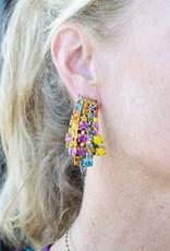 Elizabeth Cole Bette Earring Multi