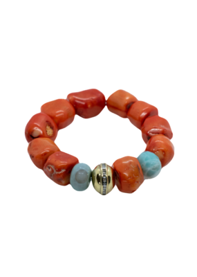 The Woods Fine Jewelry Coral Bracelet