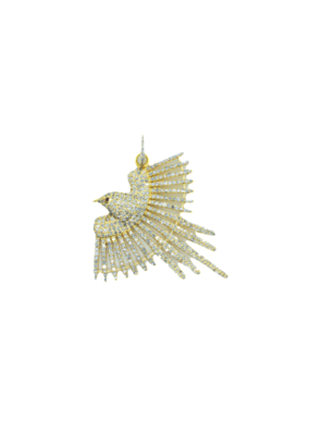 The Woods Fine Jewelry Pave Bird