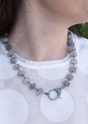 The Woods Fine Jewelry Labradorite Necklace