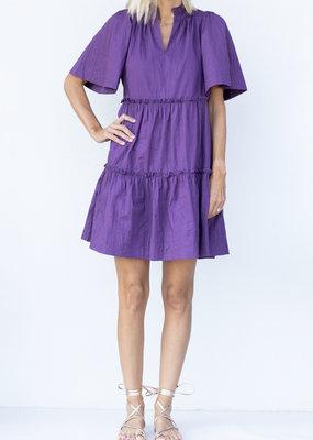 Sea NYC Tivoli Short Sleeve Dress