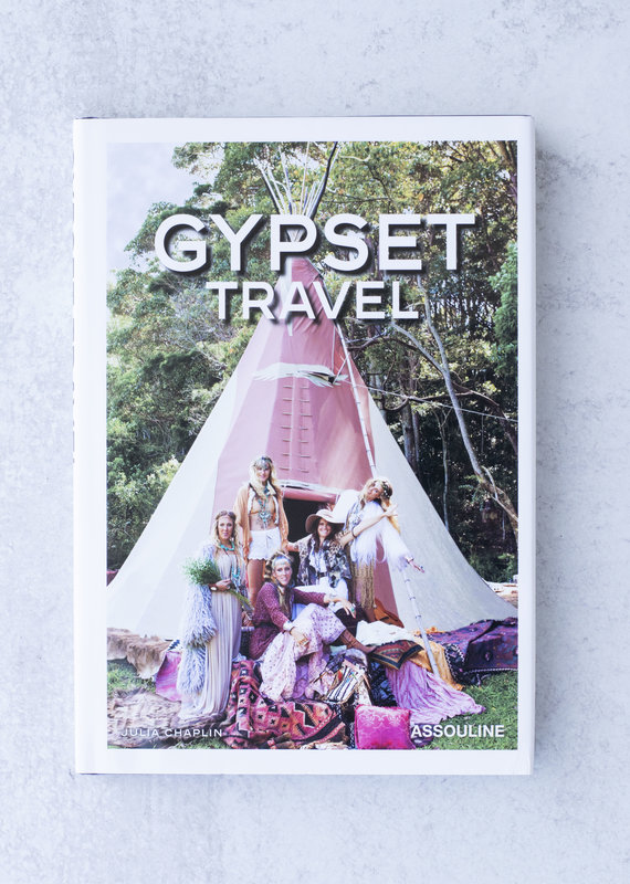 Assouline Gypset Travel Book