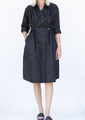 Alani String Dress Black