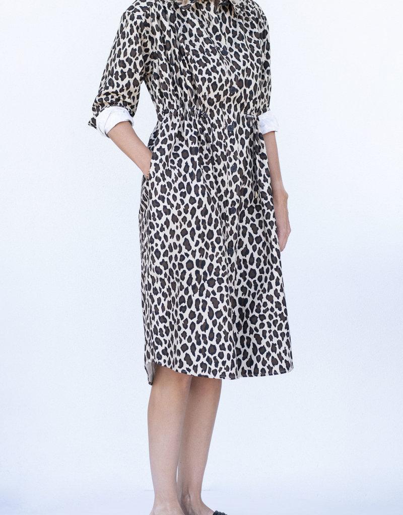 Alani String Dress Leopard
