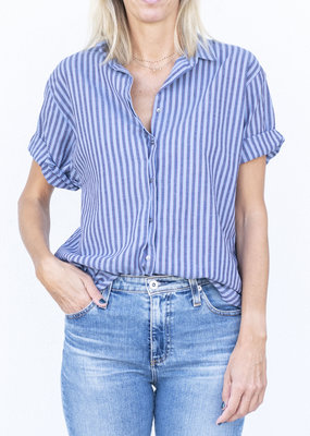 Xirena Channing Shirt Stripe
