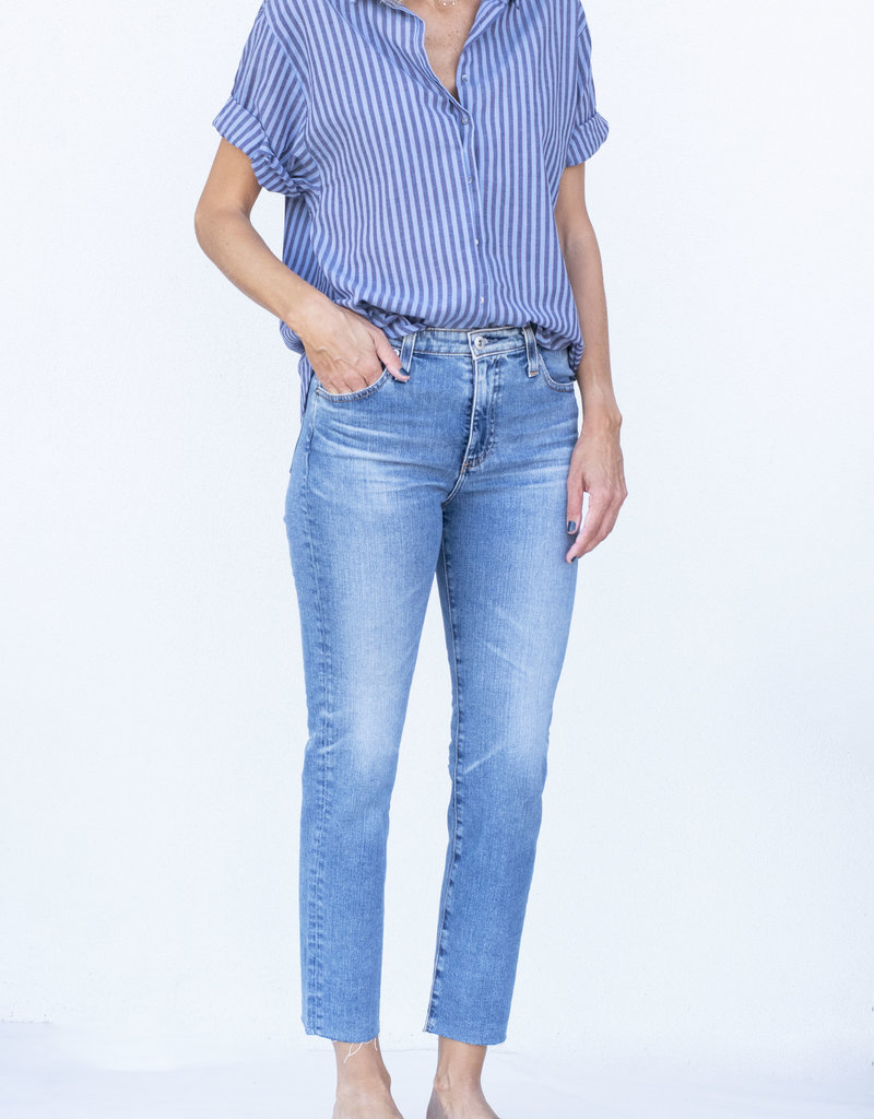 Xirena Channing Shirt Stripe