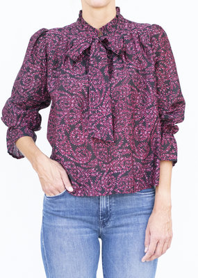 warm August Blouse