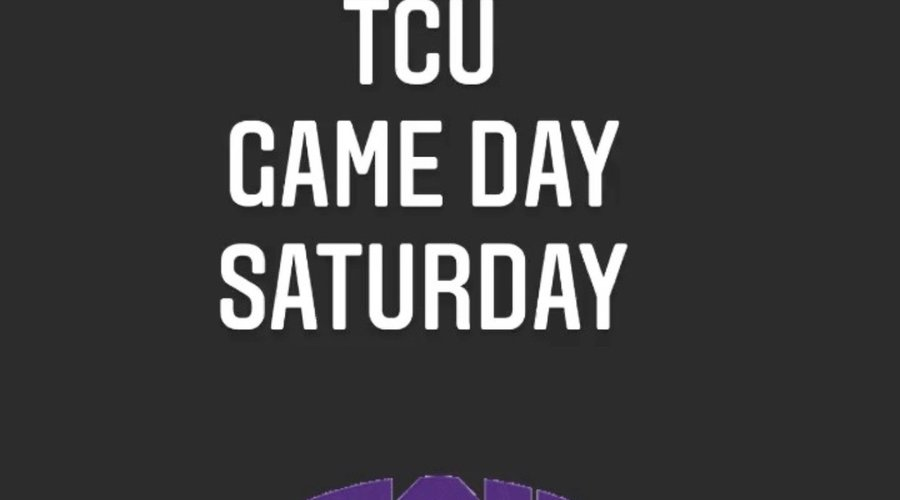 TCU game day!