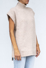 Ganni Sleeveless Ribbed Knit