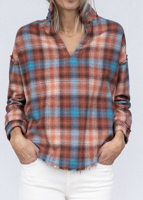 A Shirt Thing Indie- Plaid