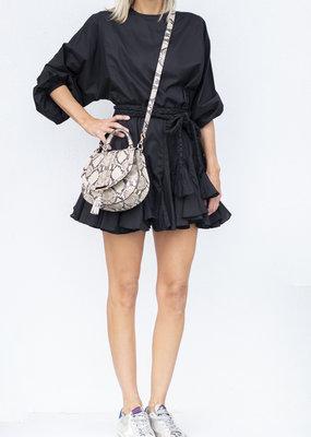 Rhode Resort Ella Dress Black