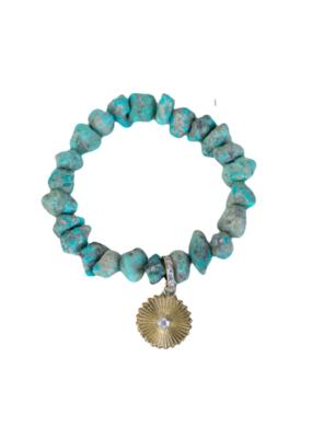 The Woods Fine Jewelry Turquoise Bracelet