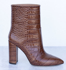 Paris Texas Seamed Ankle Boot