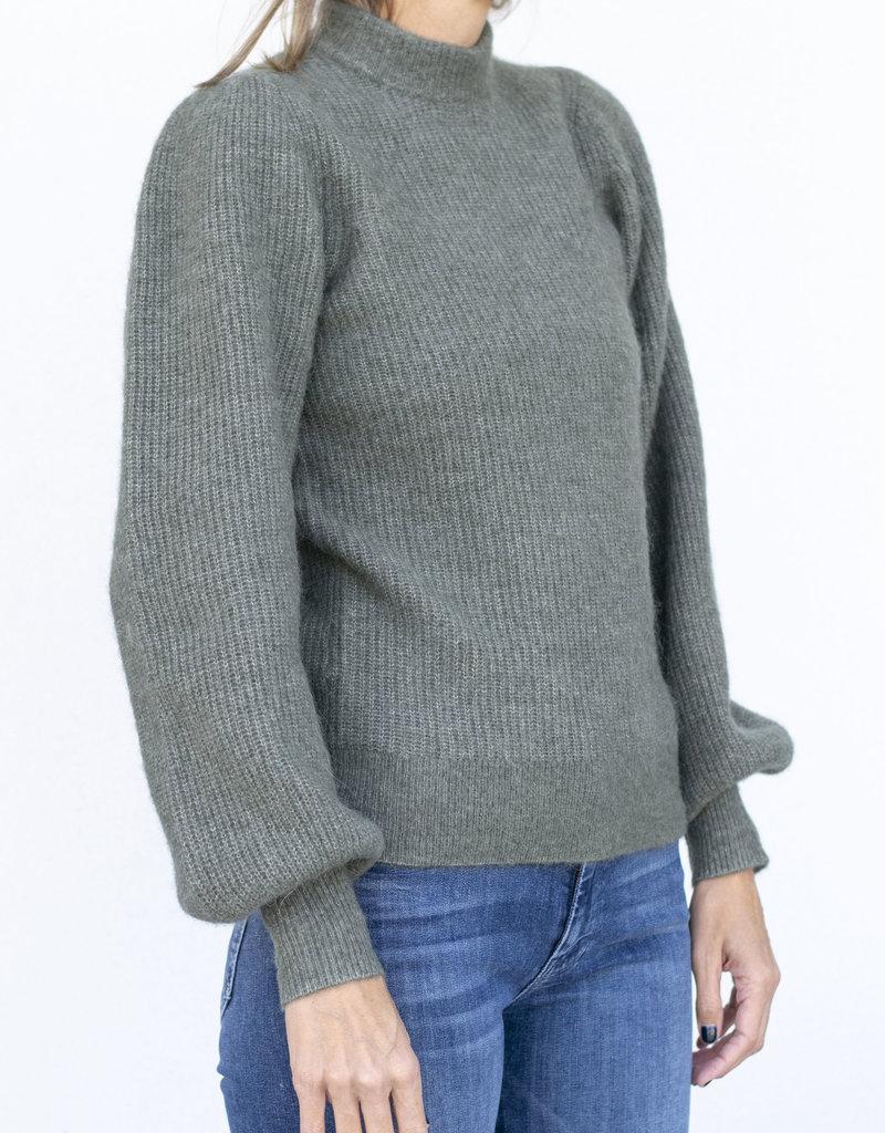 Ganni Soft Wool Knit Kalamata