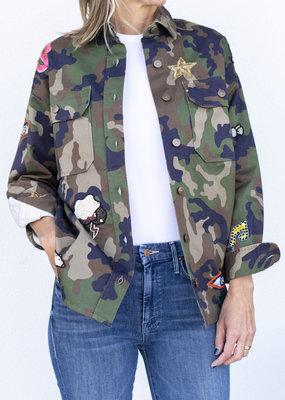 Vilagallo Camo Shirt