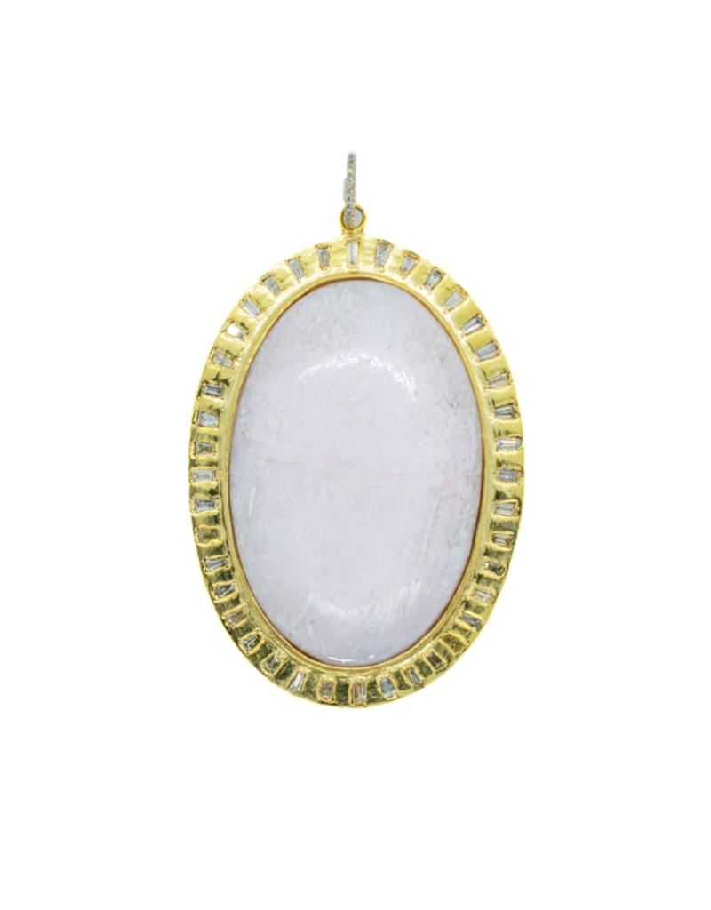 The Woods Fine Jewelry Opal Pendant
