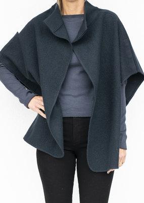 NFP Wool Convertible Cardigan Slate