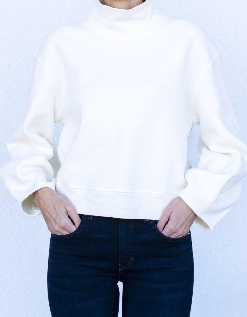 citizens of humanity Maya Mockneck Sweatshirt