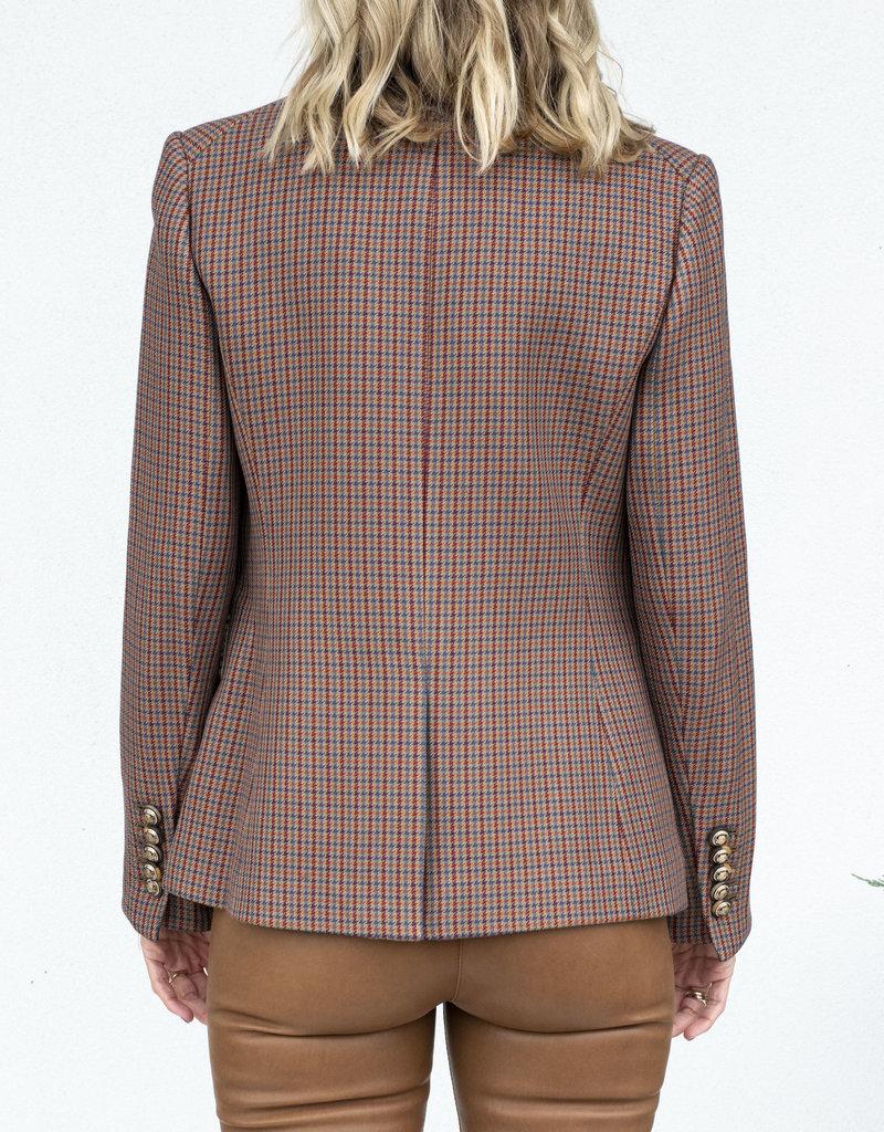 Veronica Beard Upcollar Dickey Jacket