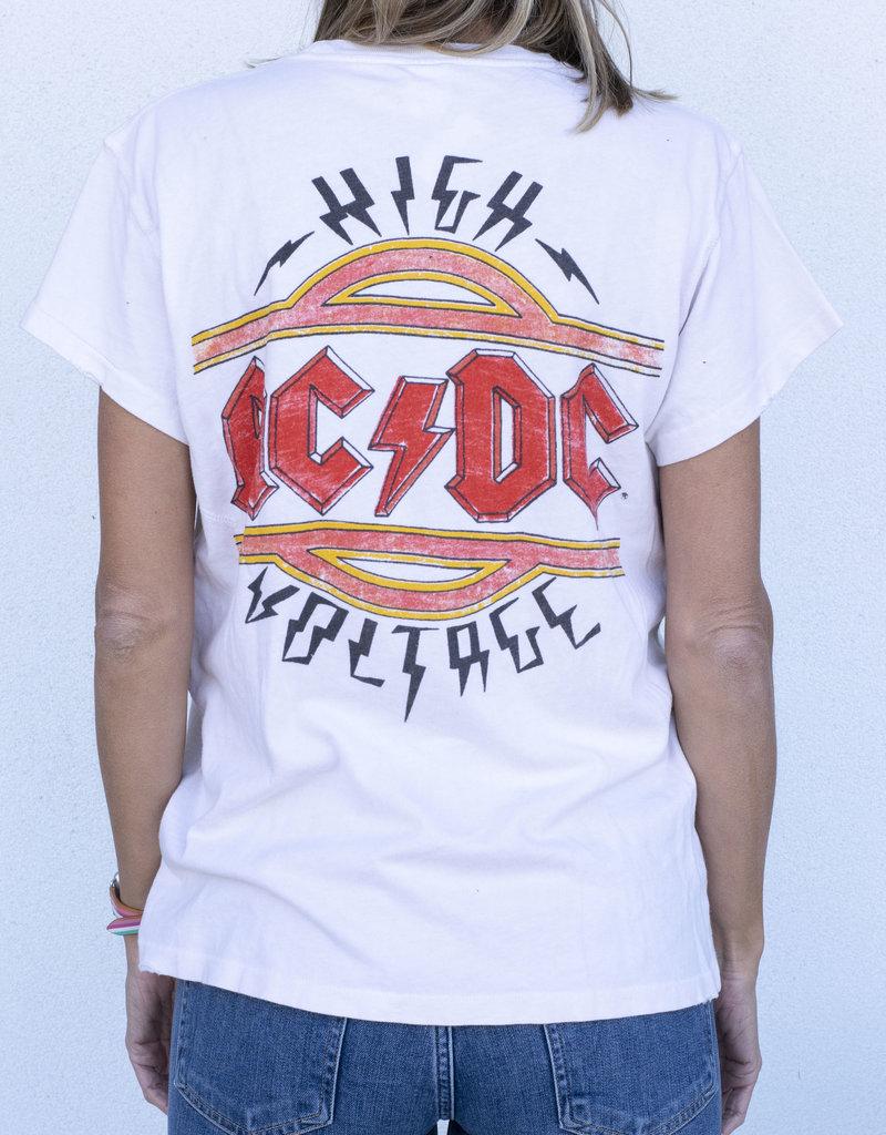 made worn ACDC Tee