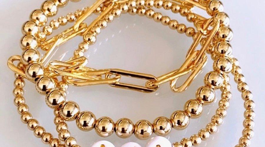 great gift alert - Erica Kleiman bracelets!