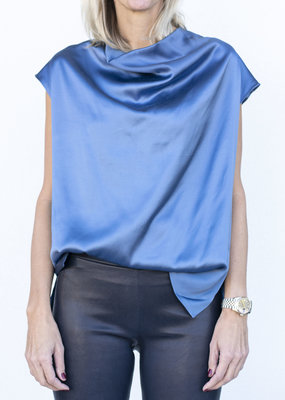 Recreo Bella Top-Blue