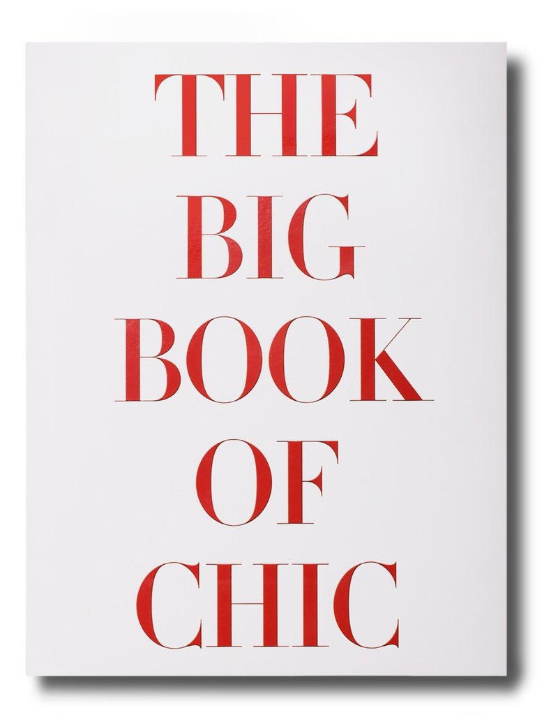 Assouline Big Book of Chic