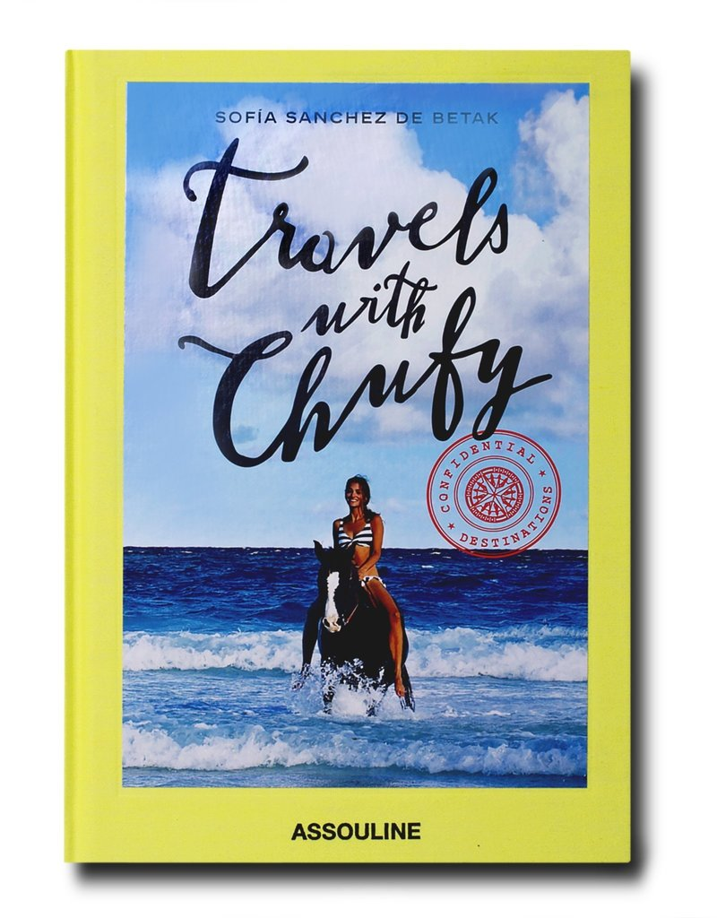 Assouline Travels with Chufy Book