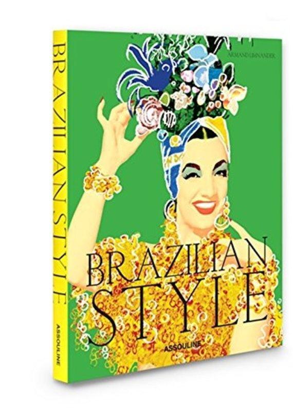 Assouline Brazilian Style Book