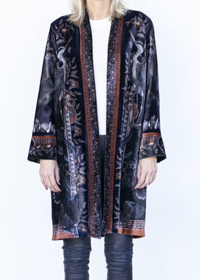 Sabina Savage Sabina Savage Long Jacket -Cave Canem