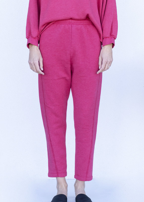 Xirena Crosby Sweatpant Faded Red
