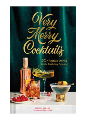 Hachette Very Merry Cocktail Book