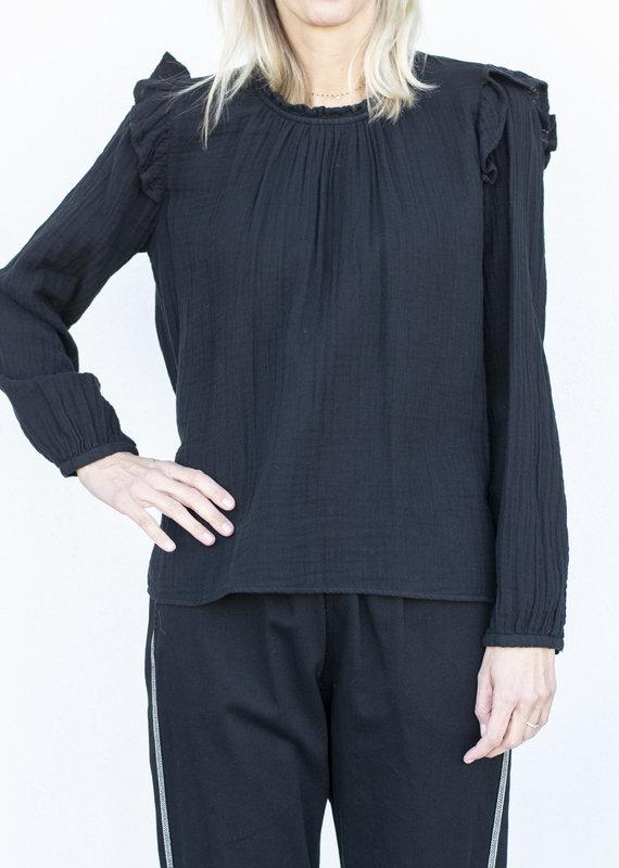 Xirena Lanie Top Black