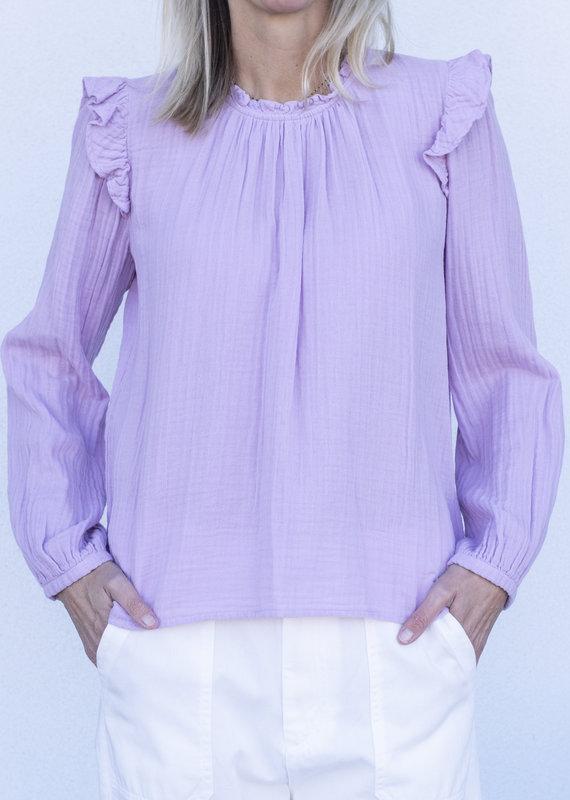 Xirena Lanie Top Lilac
