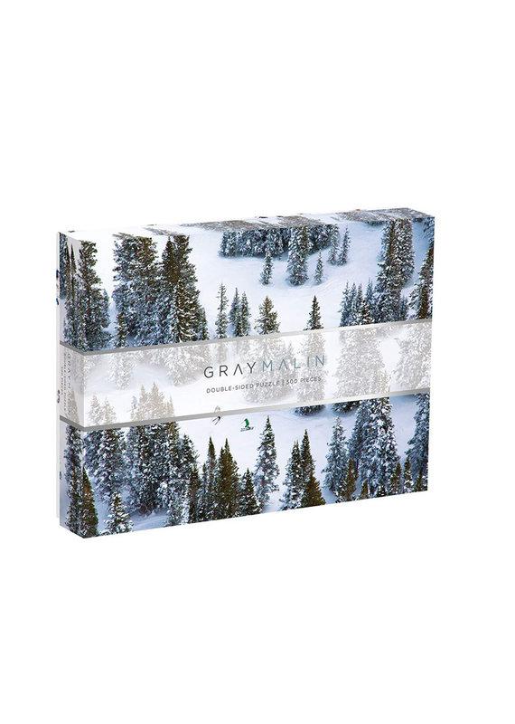 Hachette Gray Malin Puzzle- Mountains